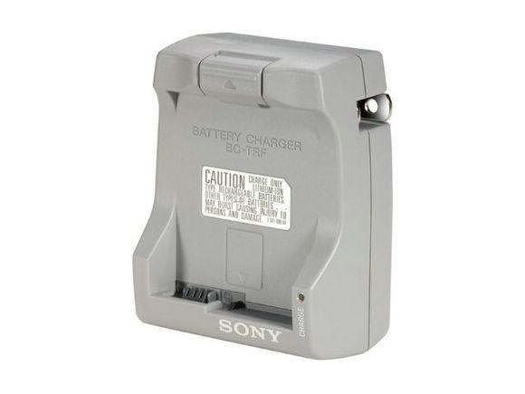 SONY BC-TRF P系列鋰電池充電器 鋰電池充電器 體積輕巧,攜帶方便