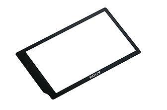 SONY PCK-LM1EA 半硬式螢幕保護貼 適用於: NEX-C3、5N、7 系列機種 - 限時優惠好康折扣