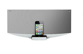 展示出清!! SONY  CMT-V50iP iPod / iPhone / iPad / USB 時上迷你音響  支援 iPod / iPhone / iPad / CD 音樂播放