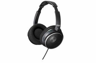 展機出清,售完為止! SONY MDR-MA500 全開放式耳罩式耳機 自然音場的開放式耳機 舒適耳墊設計、單側導線