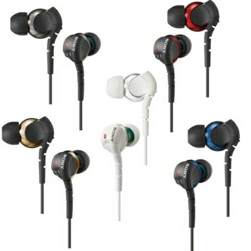 展示出清!! SONY MDR-EX310SL 密閉型垂直入耳式耳機 帶導線滑動器的 Y 型導線