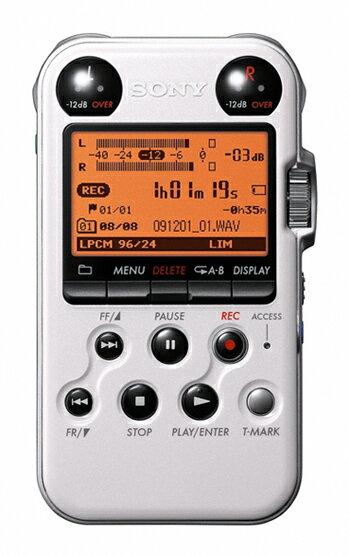 展示出清!  Sony PCM-M10 4G高品質專業級錄音器 線性PCM格式,高品質專業錄音 ↘