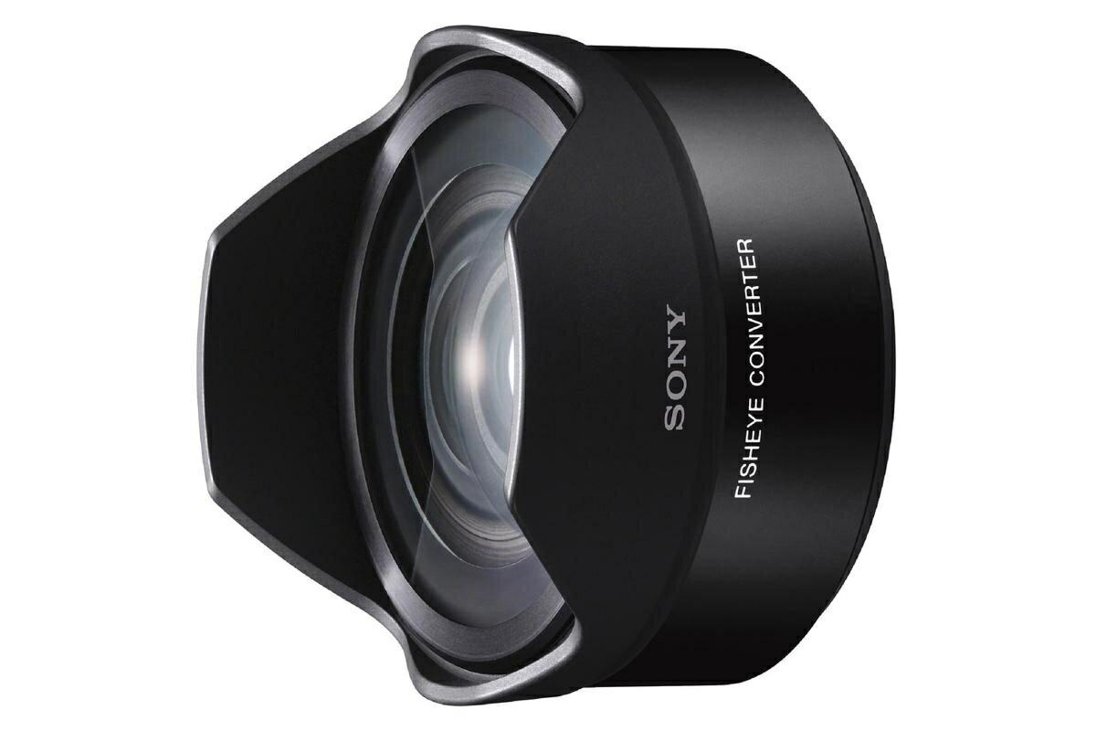 SONY VCL-ECF2 魚眼效果轉接鏡(公司貨) 可轉接 SEL16F28 / SEL20F28