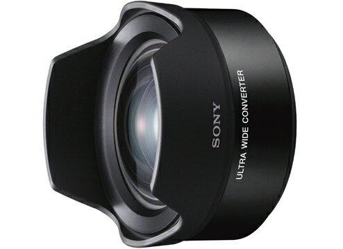 SONY VCL-ECU2 超廣角效果轉接鏡(公司貨) 可轉接 SEL16F28 / SEL20F28
