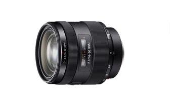 SONY SAL1650 專用標準變焦鏡頭 SAL-1650 鏡頭扎實富有質感,適合進階玩家首選