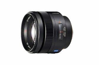 SONY 卡尔蔡司 SAL-85F14Z 85mm T F1.4 数码单眼相机镜头 加赠LENSPEN LP-1神奇碳微粒拭镜笔