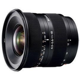 SONY SAL1118  廣角變焦鏡 DT 11-18mm F4.5-5.6 (公司貨) 內部對焦系統使用AF