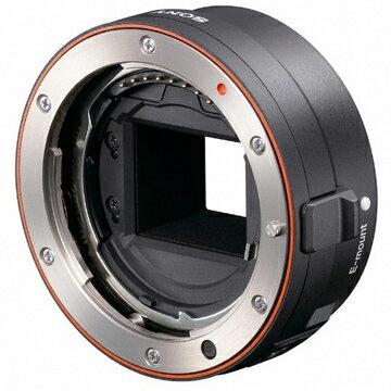 優惠出清!! SONY  LA-EA1 NEX 鏡頭轉接環 公司貨 NEX-3 / 5 可使用 此接環轉接 Alpha 全系列鏡頭