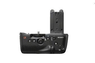SONY VG-C77AM 垂直手把 可搭配 SLT-A77 使用 即使垂直拍攝也可完整提供相機的操控功能 尺寸:約 87 × 125 × 139 mm (WxHxD mm) (包括電池盒插入)