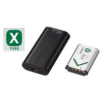 SONY X型充電電池旅行充電組 ACC-TRDCX DSC-RX100 DSC-WX300 DSC-HX50 適用  NP-BX1 0