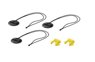 SONY 安全緊繩組 AKA-LSP1 進行極限運動時,防止 Action Cam 和配件的遺失