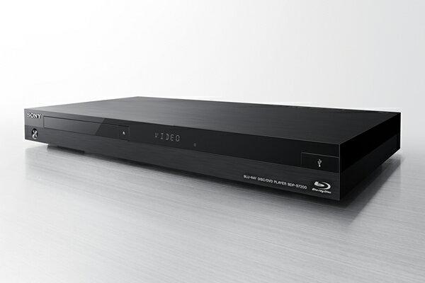 展示機出清! SONY 全高清 3D藍光 4K 畫質 影碟播放機 BDP-S7200 內置Wifi 功能 4K 畫質提升技術 ★隨附HDMI線
