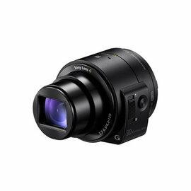 SONY DSC-QX30 外接式鏡頭相機-黑色 (公司貨) ★贈8G卡+鏡頭保護套!! 30倍光學變焦 Sony G鏡