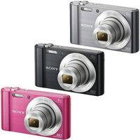 SONY數位相機推薦到★贈8G卡+電池(共2顆)+原廠包+保護貼+小腳架+清潔組+讀卡機大全配  SONY DSC-W810 數位相機 (公司貨)就在秀翔電器SS3C推薦SONY數位相機