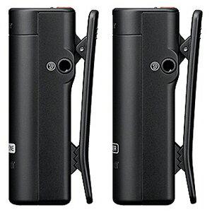 SONY 藍牙無線麥克風 ECM-AW4 ★可用於攝影機,IC 錄音筆和任何錄音設備