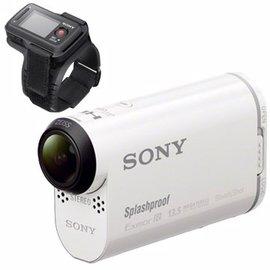 展示出清 SONY HDR-AS100VR (AS100) 攝影機 ★贈電池(共2顆)+16G高速卡+吹球清潔組 手臂固定遙控器組 HDR-AS100V