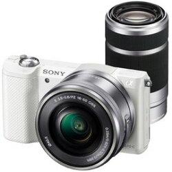 SONY A5000Y ILCE-5000Y 數位相機(★贈電池(共兩顆)+16G高速卡+座充+保護貼+吹球清潔組+讀卡機)