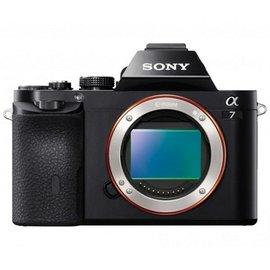 SONY A7 單眼相機(公司貨) ILCE-7 單機身 ★贈電池(共2顆)+32G高速卡+座充+吹球清潔組+保護貼 ILCE7