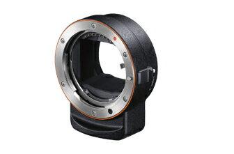 Sony NEX 鏡頭轉接環 (適用 A 接環) LA-EA3 全片幅 E-mount 系列相機可使用此接環轉接 α