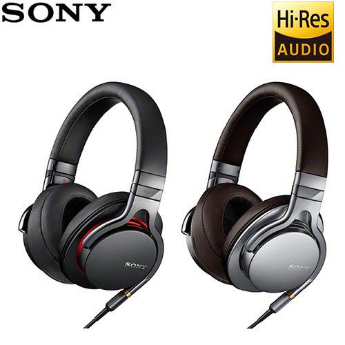 SONY MDR-1A 鋁製塗層液晶高分子振膜 立體聲 耳罩式耳機 台灣公司貨 兩年保固