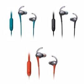 SONY MDR-AS800AP 運動款 入耳式抗汗耳機 可接聽電話,播放 / 暫停功能