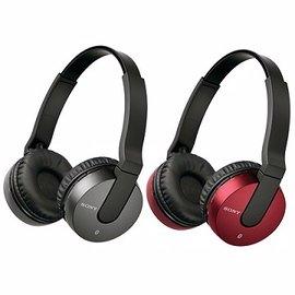 SONY MDR-ZX550BN 無線藍牙 降噪耳罩式耳機 柔軟頭墊提供長時間的聆聽舒適性