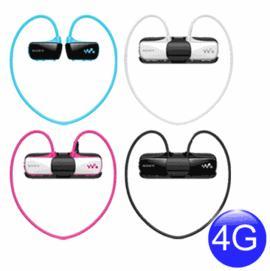 展示出清! SONY NWZ-W273 4GB 心型MP3隨身聽  3 分鐘快充,60 分鐘連續播放