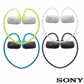 SONY NWZ-WS613 無線防水隨身聽 4GB ★限量贈USB充電器 耳機麥克風(內建) 免持聽筒通話 防水等級IPX5/8 MP3