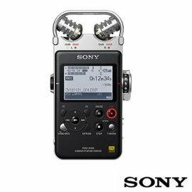 SONY PCM-D100 32GB 高品質專業級錄音器 ★支援 Hi-Res 高解析音質播放 可擴充插卡