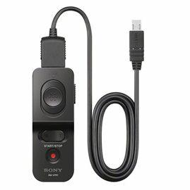 SONY Multi 接頭線控遙控器 RM-VPR1 快門鎖定、變焦、錄影功能