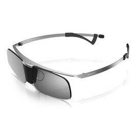 SONY 鈦輕型 3D眼鏡 TDG-BR750 新時尚設計造型,配戴更舒適