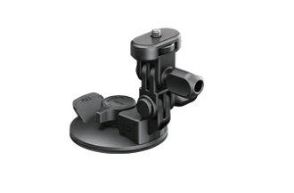SONY 吸盤固定座 VCT-SCM1 (專用Action Cam) 三個可變動的部位,讓你可精準地調整 Action cam 的位置,拍攝出喜愛角度影片