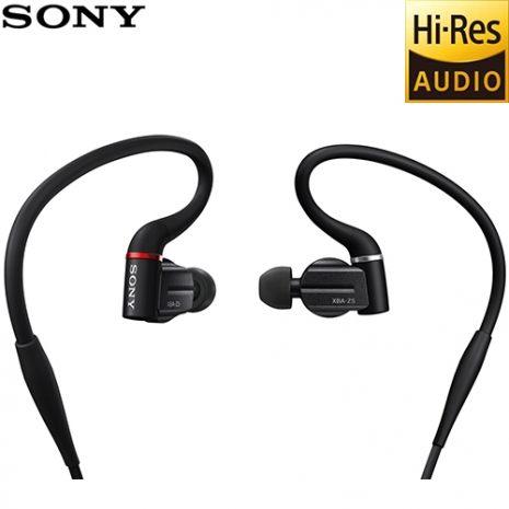 SONY XBA-Z5 日本製造 全音域平衡電樞單體 耳道式耳機 公司貨2年保固 - 限時優惠好康折扣
