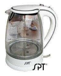 尚朋堂 藍光炫彩玻璃玻璃快煮壺 KT-20GS  壺身採用耐熱玻璃 (三多4F)