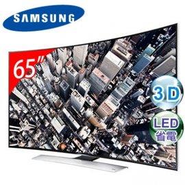 展示機出清 SAMSUNG 65型黃金曲面4K UHD 電視 UA65HU9000WXZW