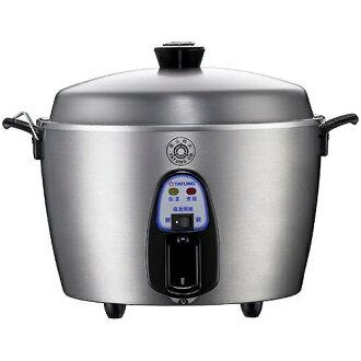 大同 11人份 全不鏽鋼電鍋 TAC-11T-NM ( TAC-11KN 接替機種 ) ★內鍋,外鍋,全配件皆為304等級不鏽鋼材質!