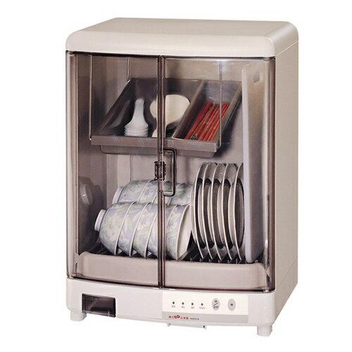 TECO 東元 微電腦立體對流烘碗機 YE0231CB / 可拆式碗架 / 智慧型餘溫散熱設計 / 空氣濾清過濾網