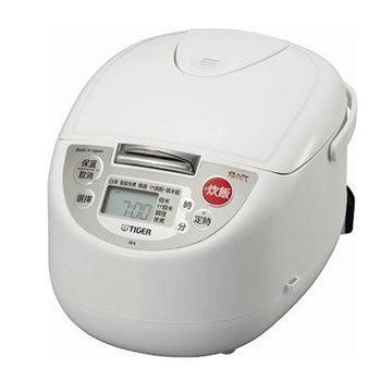 TIGER 虎牌 10人份1鍋3享微電腦炊飯電子鍋 JBA-A18R 節能快煮,煮飯快又省荷包