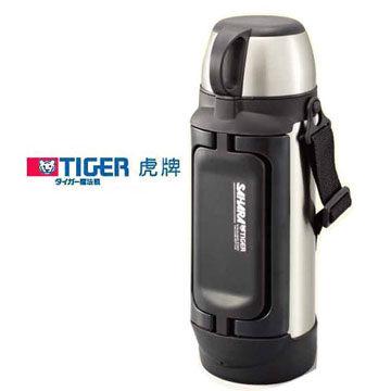 TIGER 虎牌 大容量進化不鏽鋼保溫保冷瓶 MHK-A170 按鈕式中栓可分解清洗