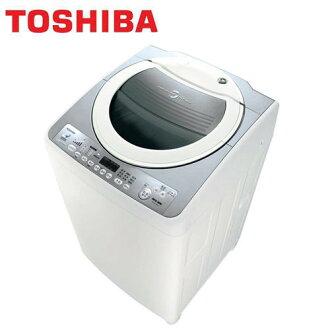 TOSHIBA東芝 13公斤直驅變頻洗衣機 AW-SD13AGIG ◆W型立體水流強力迴轉盤,加強水流穿透力