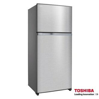 TOSHIBA 東芝 554L雙門變頻抗菌冰箱 GR-W58TDZ