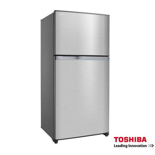 TOSHIBA 東芝 554L雙門變頻玻璃鏡面冰箱 GR-WG58TDZ (GG)(ZW)