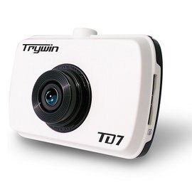 Trywin TD7 Full HD 1080P 情報型行車記錄器 ★ 概念新機隨機加贈8G 高速卡