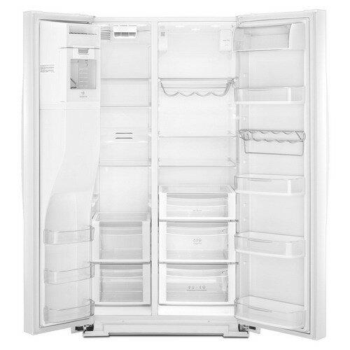 【滿額結帳折$200】Sears 美國熙爾仕楷模 ~ 菁英型 金冠對開門製冰冰箱(亮白色)【型號:51172】 1