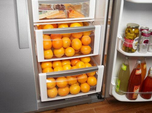 【滿額結帳折$200】Sears 美國熙爾仕楷模 ~ 菁英型 金冠對開門製冰冰箱(亮白色)【型號:51172】 2