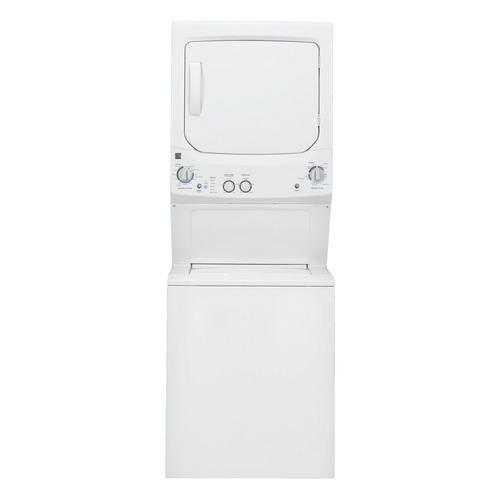 Sears 美國熙爾仕楷模 ~ 上下一體 整體式美式洗衣+乾衣機【型號:61532】