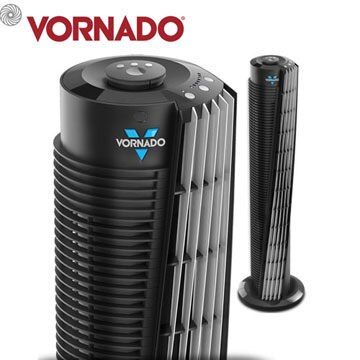 美國 VORNADO 184 Tower Fan 斜塔循環扇 大坪數適用(約10~12坪)