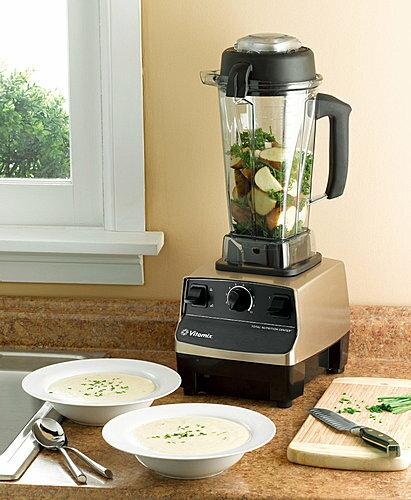 Vita-Mix 維他美仕 TNC5200 全營養調理機 香檳色限量版 ★限時加贈橘寶*3+工具組+保鮮盒3件組 TNC-5200