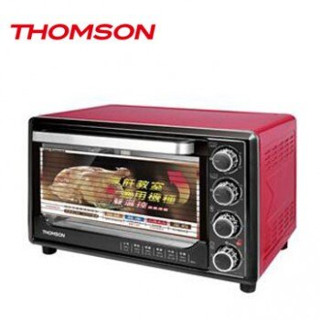 旺德 THOMSON 湯姆盛 30L 雙溫控旋風 烤箱 SA-T02 不鏽鋼發熱管 四旋鈕多段設計