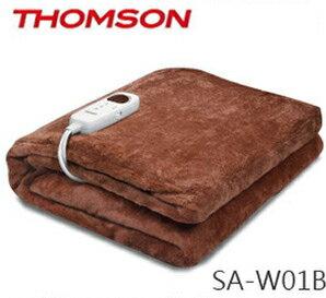 旺德 THOMSON 湯姆盛 微電腦溫控 雙人 電熱毯 SA-W01B 認證合格,安全有保障